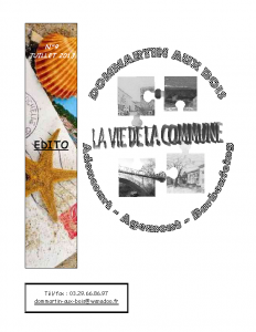La Vie de la Commune n° 9 – Janvier 2013
